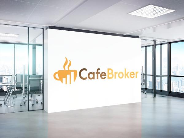 Sample branding #3 for Cafebroker