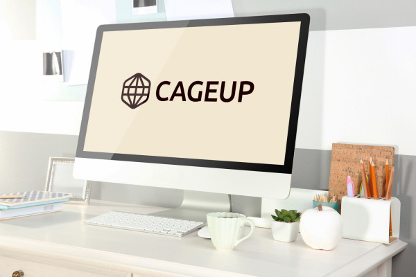 Sample branding #2 for Cageup
