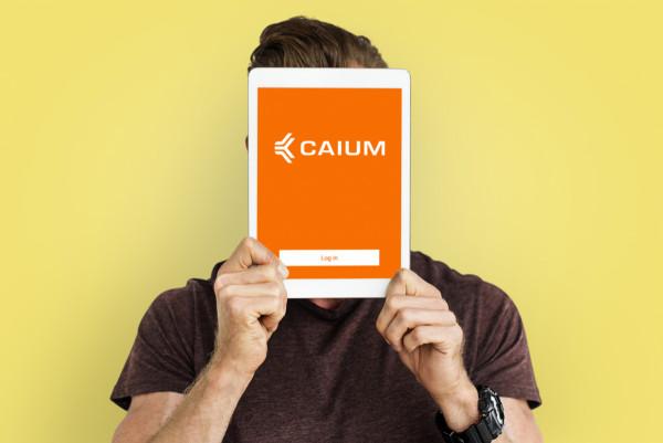 Sample branding #3 for Caium