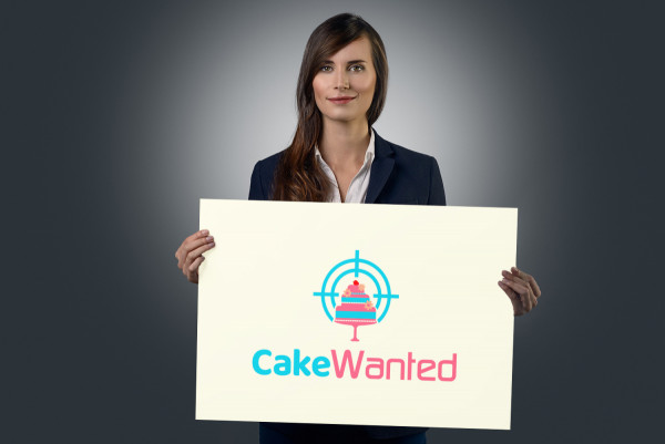 Sample branding #2 for Cakewanted