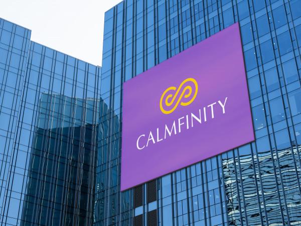Sample branding #1 for Calmfinity
