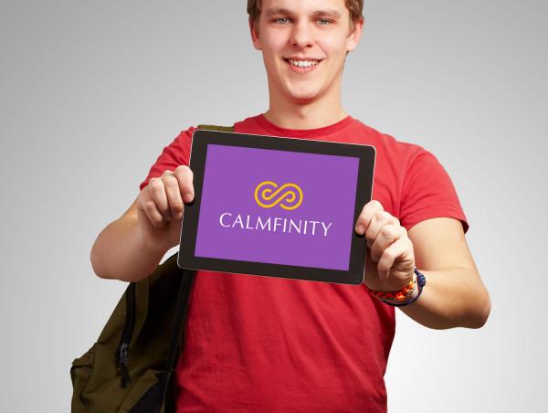 Sample branding #3 for Calmfinity