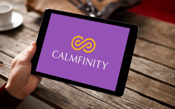 Sample branding #2 for Calmfinity