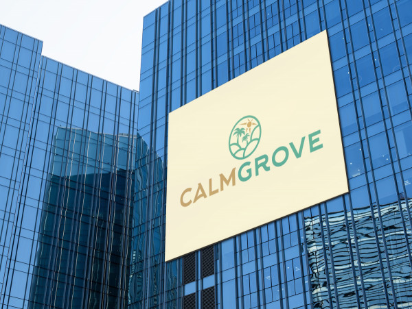 Sample branding #3 for Calmgrove
