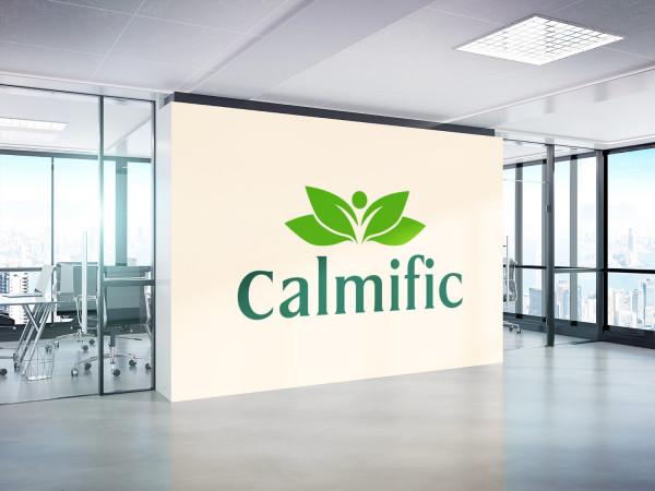 Sample branding #2 for Calmific