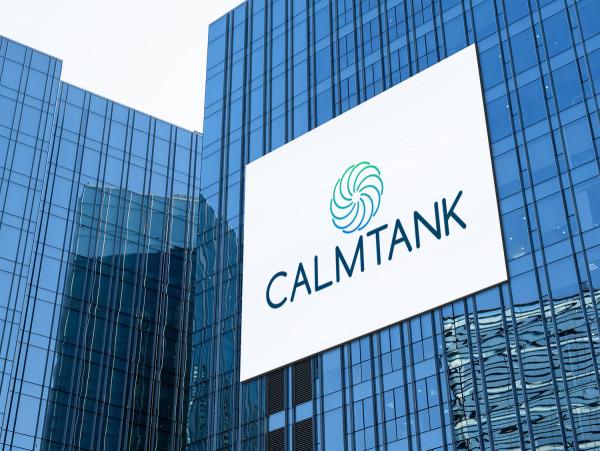 Sample branding #2 for Calmtank
