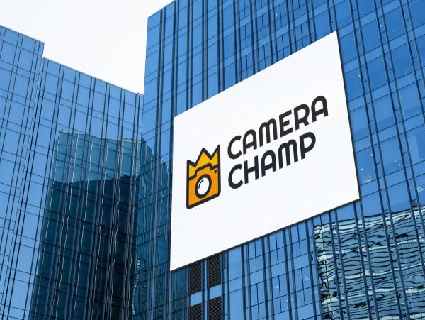 Sample branding #2 for Camerachamp