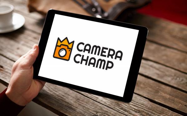 Sample branding #1 for Camerachamp