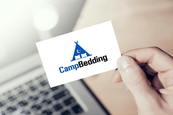 Sample branding #2 for Campbedding