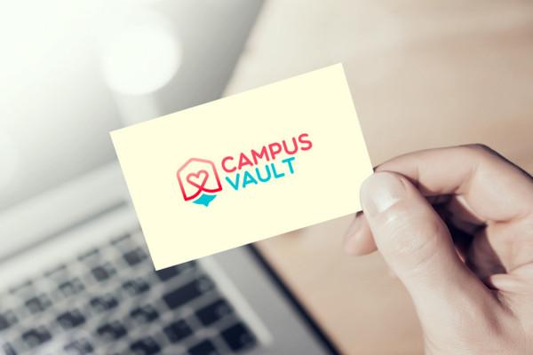 Sample branding #2 for Campusvault