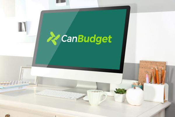 Sample branding #2 for Canbudget