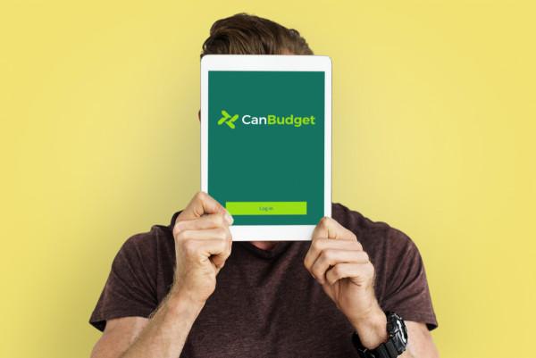 Sample branding #3 for Canbudget