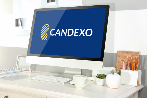 Sample branding #3 for Candexo