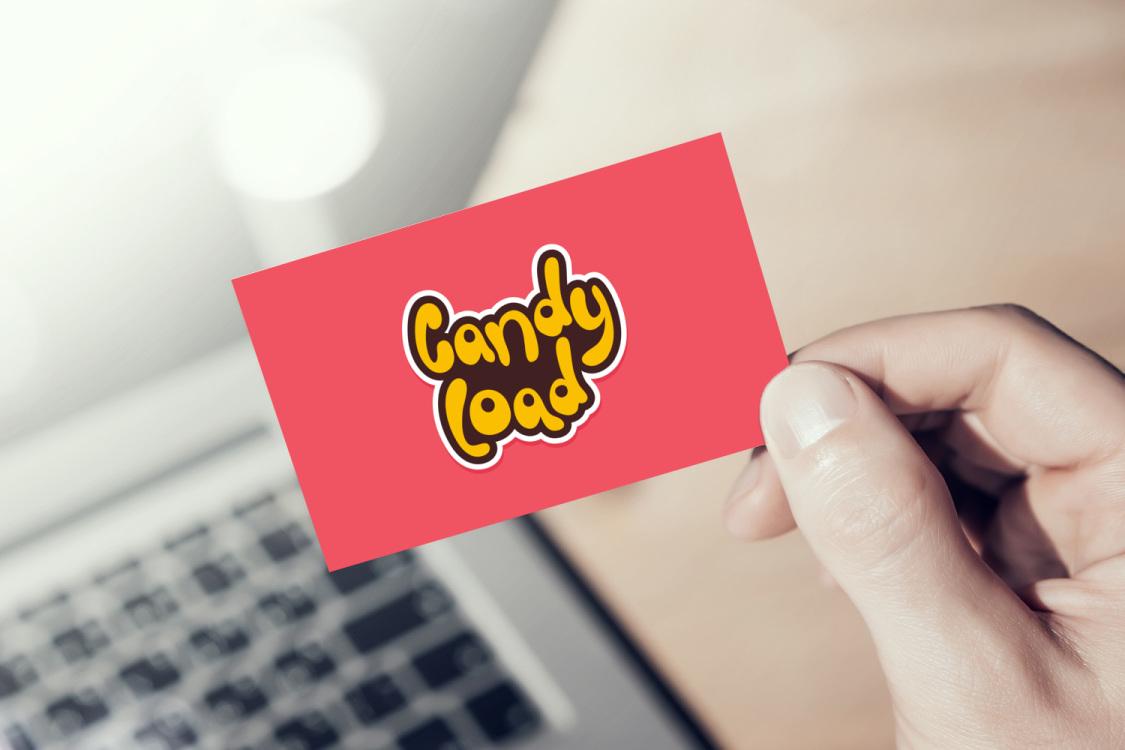 Sample branding #1 for Candyload