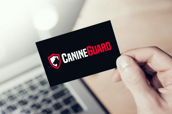 Sample branding #2 for Canineguard