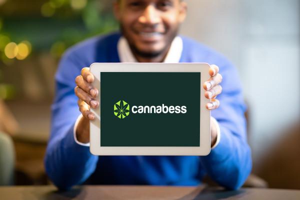 Sample branding #2 for Cannabess