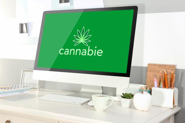 Sample branding #3 for Cannabie
