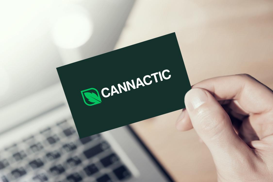Sample branding #2 for Cannactic