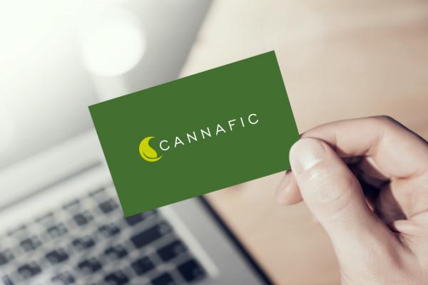 Sample branding #1 for Cannafic