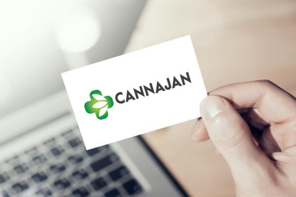 Sample branding #1 for Cannajan