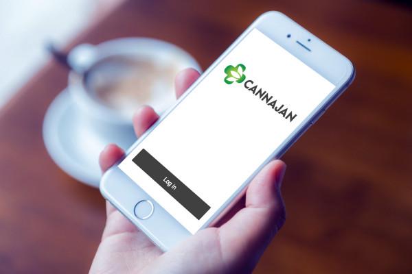Sample branding #3 for Cannajan