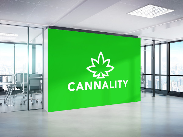 Sample branding #2 for Cannality