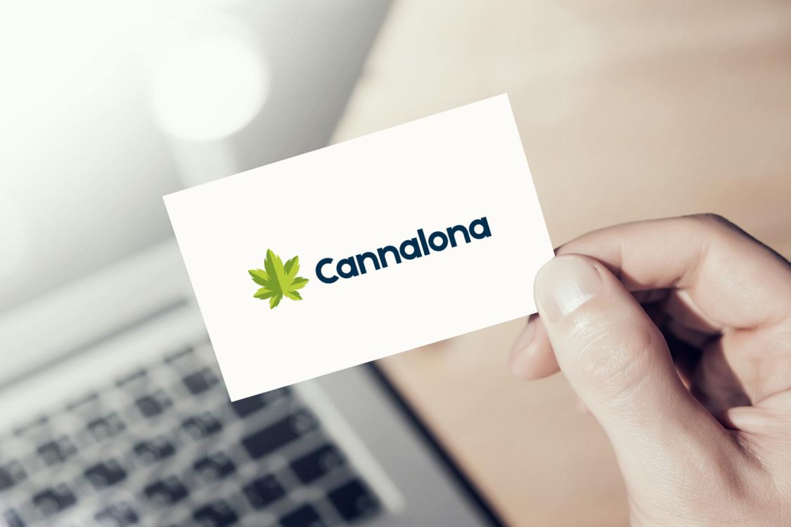 Sample branding #1 for Cannalona