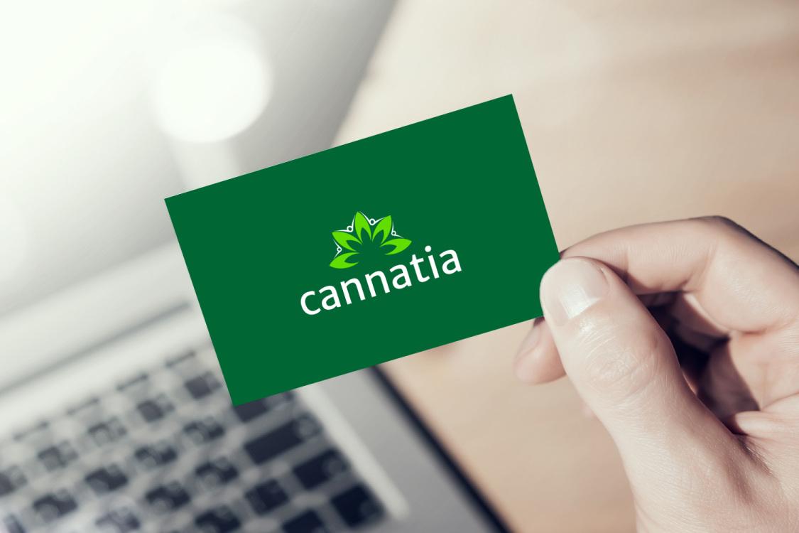 Sample branding #3 for Cannatia