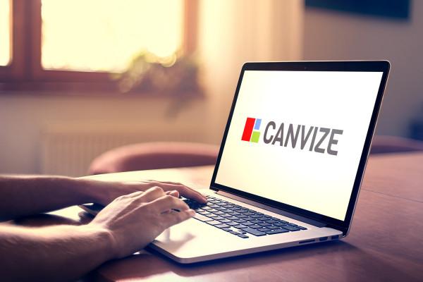 Sample branding #2 for Canvize