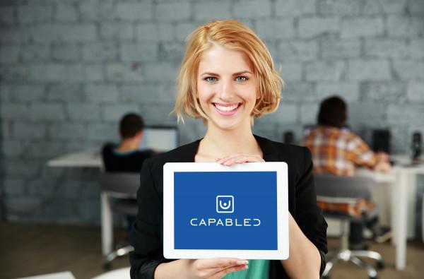 Sample branding #3 for Capabled