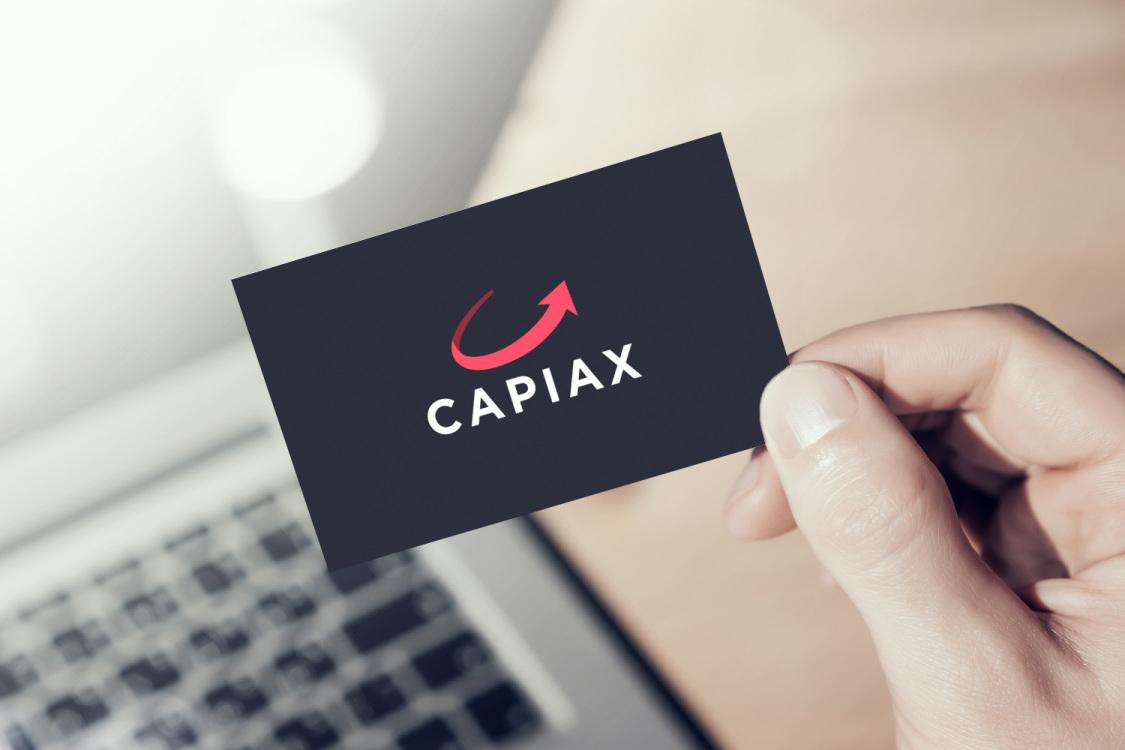 Sample branding #3 for Capiax