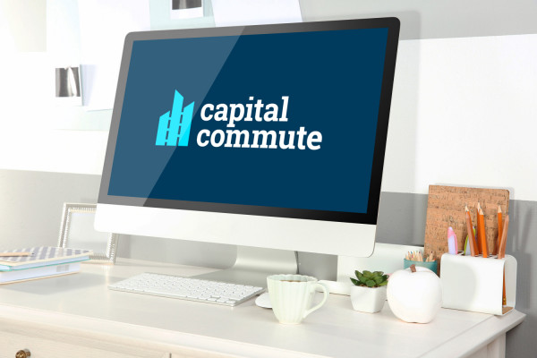 Sample branding #2 for Capitalcommute
