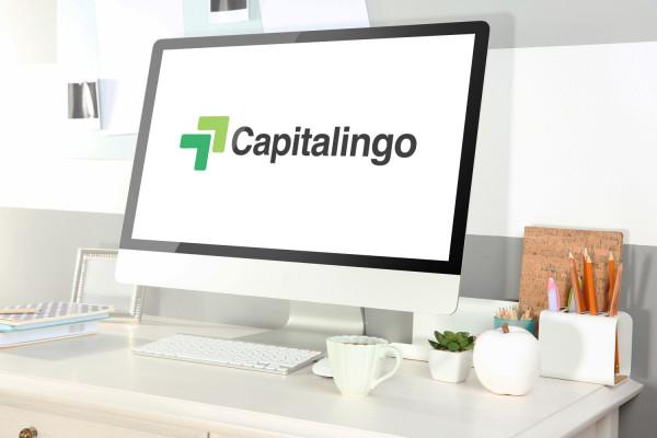 Sample branding #3 for Capitalingo