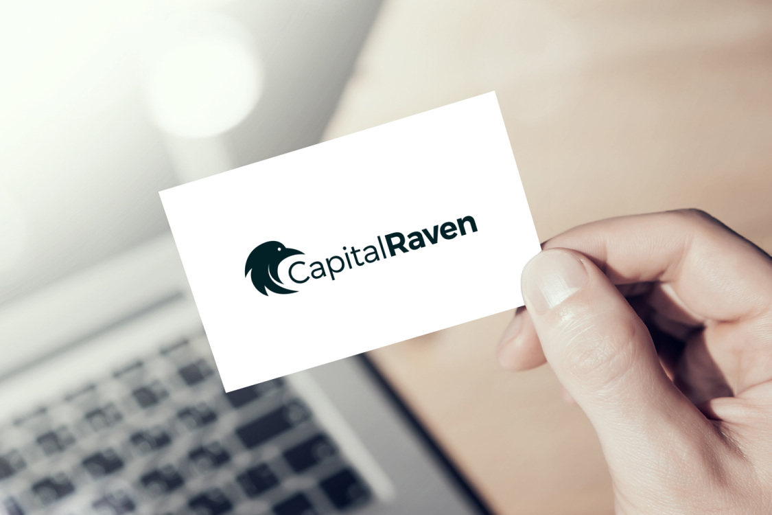 Sample branding #1 for Capitalraven