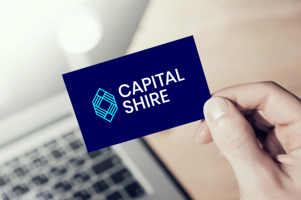 Sample branding #2 for Capitalshire