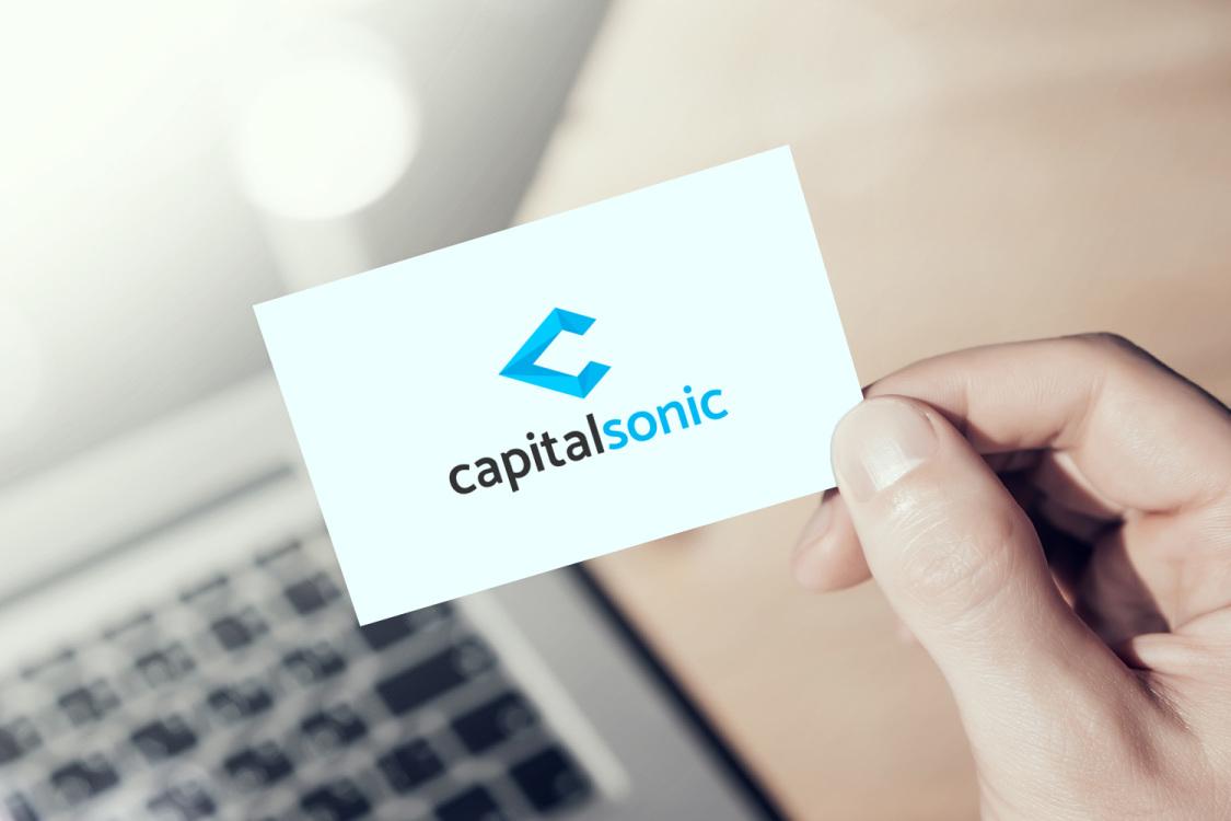 Sample branding #2 for Capitalsonic