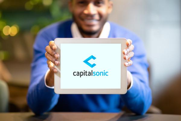 Sample branding #3 for Capitalsonic