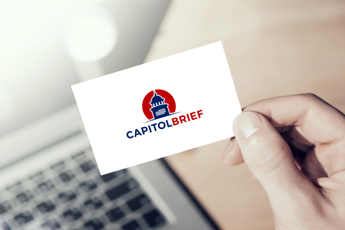 Sample branding #3 for Capitolbrief