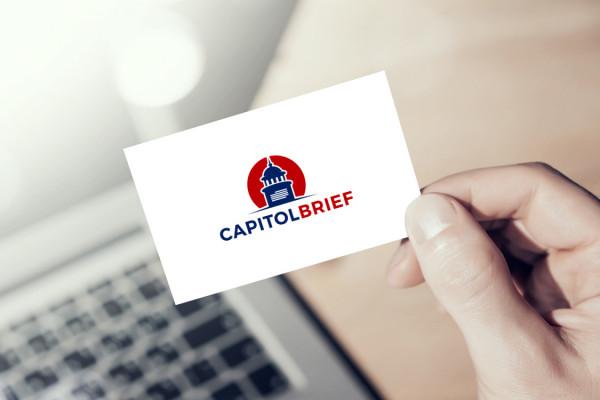 Sample branding #1 for Capitolbrief