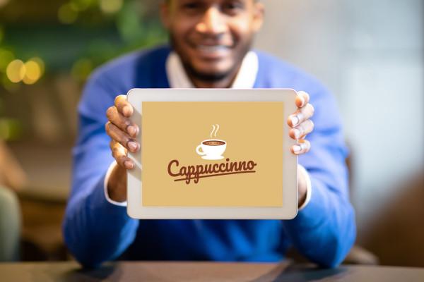 Sample branding #3 for Cappuccinno
