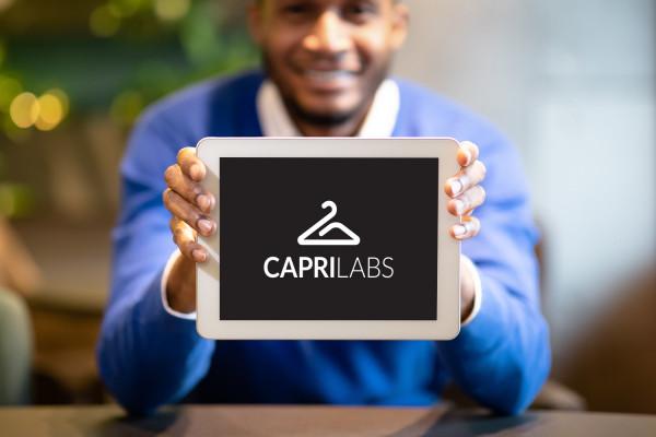 Sample branding #3 for Caprilabs
