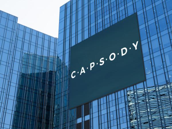 Sample branding #2 for Capsody