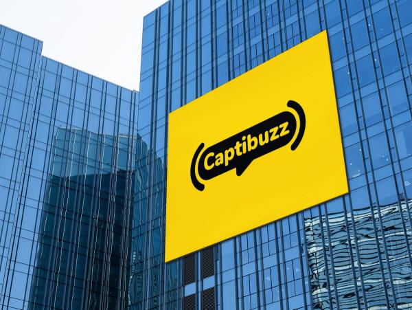 Sample branding #1 for Captibuzz
