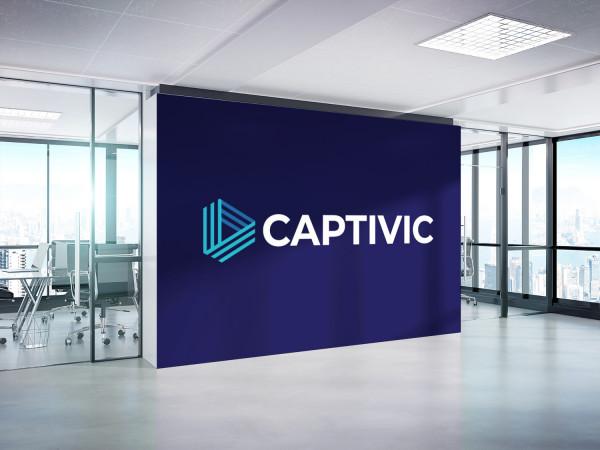 Sample branding #3 for Captivic