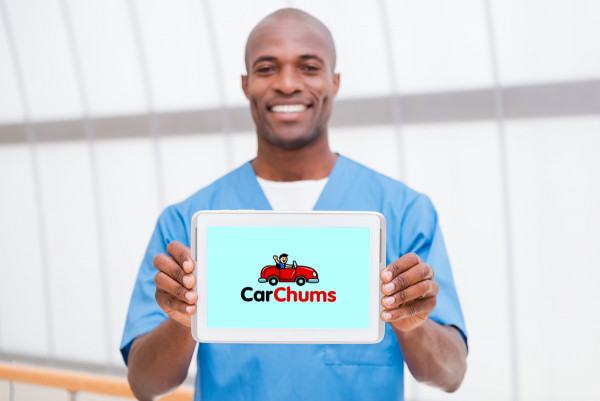 Sample branding #1 for Carchums