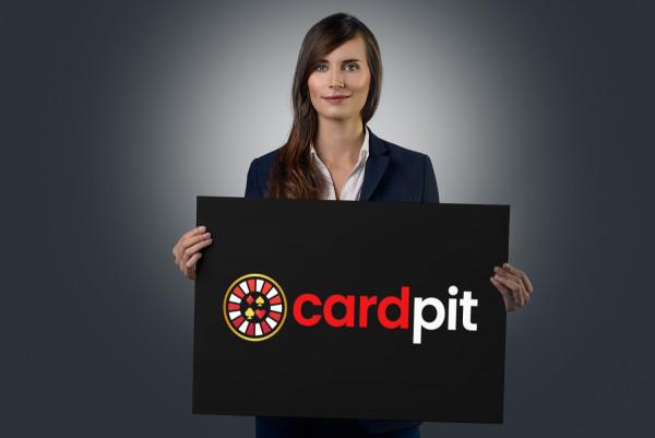 Sample branding #2 for Cardpit