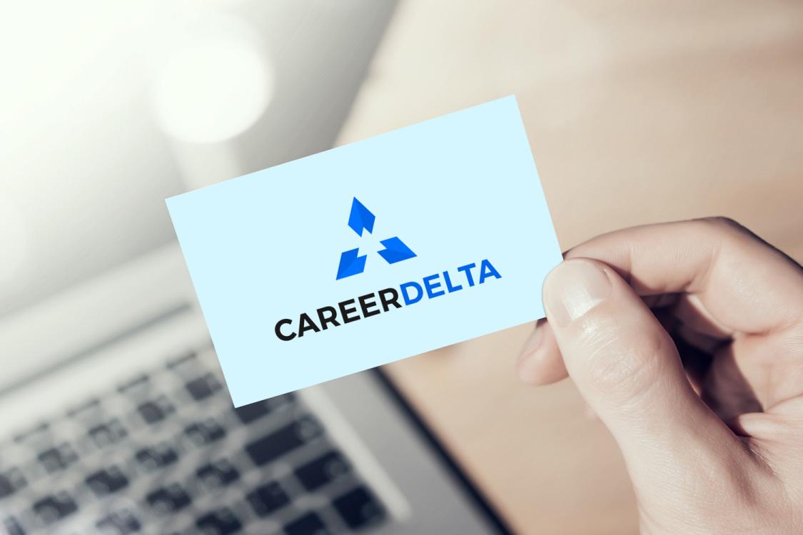 Sample branding #1 for Careerdelta