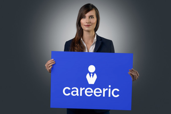 Sample branding #1 for Careeric