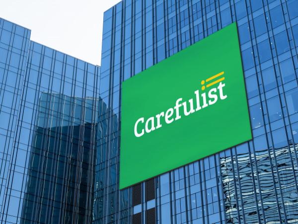 Sample branding #3 for Carefulist