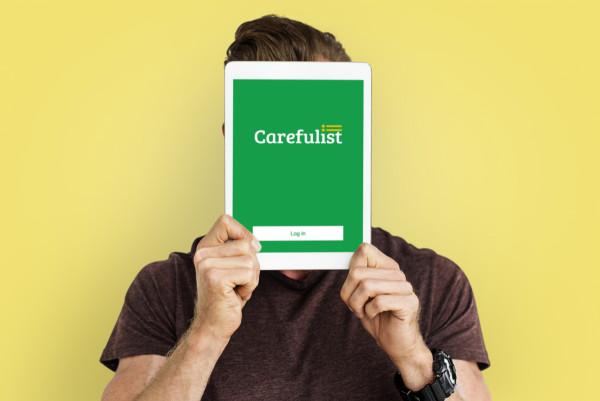 Sample branding #1 for Carefulist